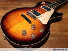 Gibson 2010 Les Paul Traditional Desert Burst + case - Te koop