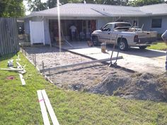 And the work begins in Florida