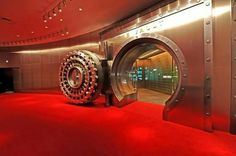 Coca Cola's vault of the secret formula