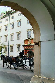 De Hofburg, Wenen