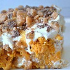 Pumpkin Better Than Sex Cake full recipe at http://recipehub.net/pumpkin-better-than-sex-cake/