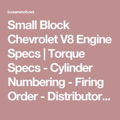 Pin Chevy 235 Firing Order Diagram Hd On Pinterest | #1