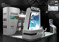 Exhibition Stand Designs01 on Behance