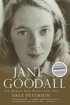 This essential biography of one of the most influential women of the past century shows how truly remarkable Jane Goodalls accomplishments have been. Goodall was a secretarial school graduate when Lou
