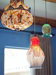 Mediterranean | Living Rooms - Lamps