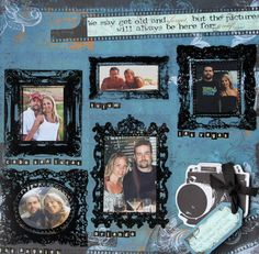Live-Dream-Create Creations Scrapbooking, Layout, Live, Create, Projects, Cards, Pictures, Decor, Log Projects