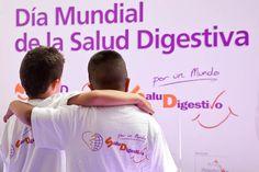 El Día Mundial de la Salud Digestiva (DMSD) es una iniciativa promovida por la Organización Mundial de Gastroenterología (World Gastroenterology Organisation -WGO-), que es la institución que vela por la salud digestiva a nivel mundial, y desarrollada por 104 sociedades nacionales de Aparato Digestivo en sus respectivos países.