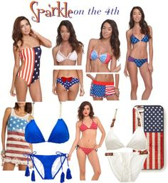 Sparkle on the 4th Fashion