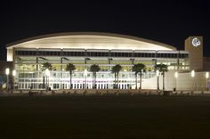 The UCF Arena by Mat