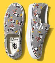 Vans Mickey