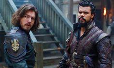 Athos and Porthos | Season 3 | BBC Musketeers