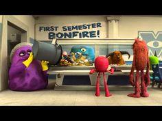 Disney España | Monstruos University | Nuevo Tráiler