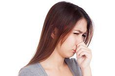Cheiro forte de menstruação