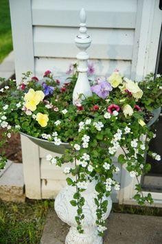 Garden Art :: Carla Meisberger Vaught's clipboard on Hometalk :: Hometalk