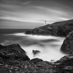 Trevose Head Lighthouse, Cornwall, England