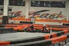 wrong direction, man! #topfuelracing #kart #vignate #businessEvent