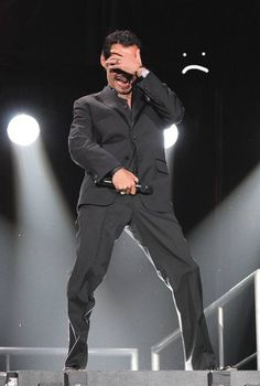 happy birthday marc anthony | Marc Anthony got a little choked up during his sold-out concert at ...
