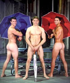 West End Bares - London cast of Singin' in the Rain