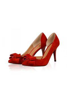 Pantofi dama Hot Sensation Kitten Heels, Shoe Bag, Hot, Casual, Bags, Fashion, Handbags, Moda, Fashion Styles
