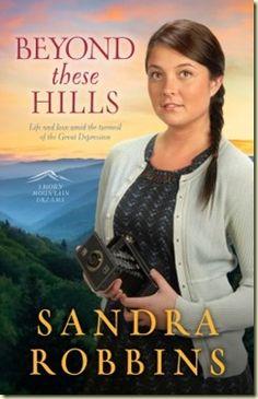 Beyond These Hills by Sandra Robbins 4 Stars!