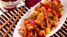 Maiale in agrodolce. Uno dei piatti cinesi che prediligo. E la preparazione casalinga non è affatto complicata :-)