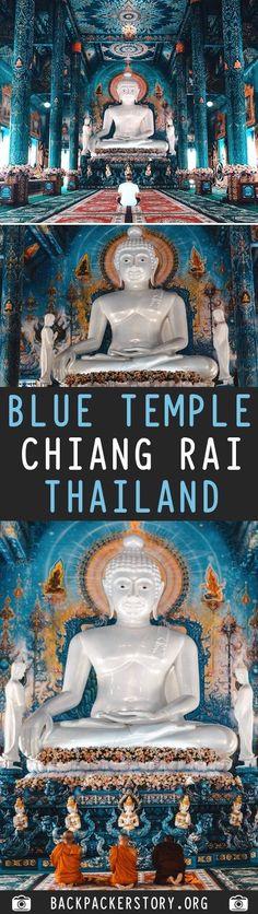 Guide: Blue Temple – Chiang Rai, Thailand