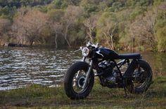 Honda Cafe Racer Tornado - Vida Bandida Motocicletas #motorcycles #caferacer #motos | caferacerpasion.com