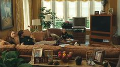 The Blind Side:  The Family Room (where one TV is not enough):