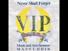 Never Shall Forget by John P. Kee and the VIP Mass Choir -- goes perfectly with Saved by the same artist!