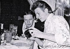 Bowie & BG