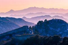Thw Mutianyu Wall, China
