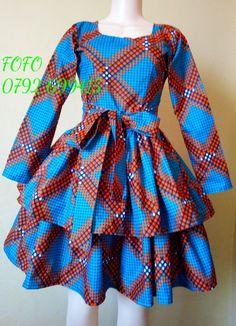 African Fashion Ankara, Latest African Fashion Dresses, African Wear, African Attire, African Women, Xhosa Attire, African Dresses For Kids, Ankara Skirt And Blouse, Batik Fashion