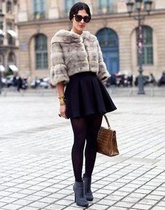 How to Wear Tights (523 looks) | Women's Fashion