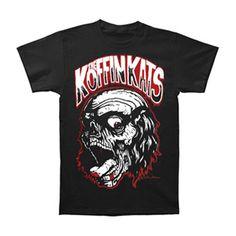 Koffin Kats Men& Zombie Head T-shirt Small Black Zombie Head, Thing 1, Branded T Shirts, Adulting, Sweatshirts, Mens Tops, Logo, Black, Products
