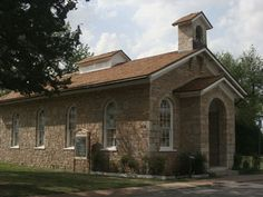 Old Post Chapel in Fort Sill, OK - I lived down the street from this as a child.