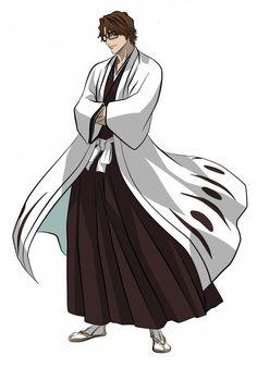 Aizen-taichou certainly LOOKS harmless and innocent, like someone's favorite uncle. Bleach Art, Bleach Manga, Mundo Nerd, Bleach Characters, Anime Rules, Aizen Sosuke, Anime Style, Manga Anime, Anime Art