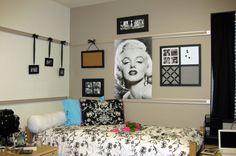 Dorm Room Ideas for Girls - http://www.homeizy.com/dorm-room-ideas-for-girls/