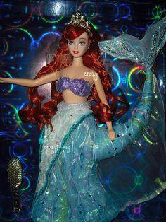 Broadway Ariel Doll. I. Want. This. Doll!
