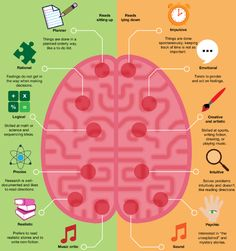 images of left and right brain - Google Search
