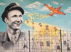 candy bomber - Google Search The Other Side, Candy, Google Search, Movies, Movie Posters, Films, Film Poster, Cinema, Sweets