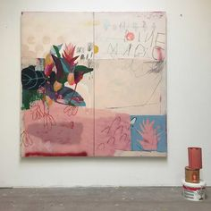 Painting Inspiration, Art Inspo, Abstract Expressionism, Abstract Art, Creation Art, Art Sculpture, Art Techniques, Oeuvre D'art, Collage Art