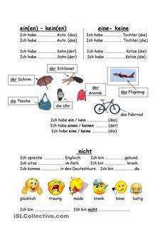 What Is Parenting, German Resources, German Grammar, German Language Learning, Learn German, Worksheets, Germany, Chart, Teaching