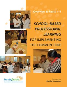 Build the capacity of district and school administrators and teacher leaders to… Student Success, Teacher, The Unit, Learning, School, Professor, Teachers, Studying, Teaching