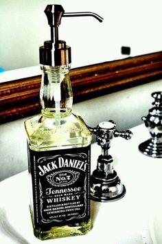 Fun idea for guest bathroom especially when you live in TN!