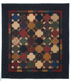 Cutting Corners by Kansas Troubles Quilters    http://kansastroublesquilters-lynne.blogspot.com/