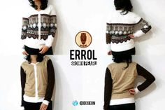 Errol ( reversible cardigan )
