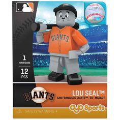 Lou Seal San Francisco Giants OYO Sports Generation 5 Mini Figurine
