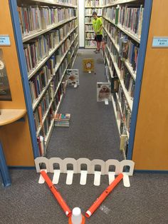 "Library Mini Golf ""Book End Bonanza"""
