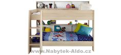 Zoomie Kids Demeter Twin over Twin Bed with Bookcase Bunk Beds With Drawers, Bunk Beds With Storage, Bed Storage, Storage Area, Bunk Bed With Trundle, Twin Bunk Beds, Kid Beds, Bookshelf Bed, Cubby Shelves