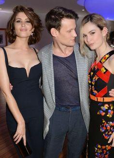 Matt Smith - Vanity Fair/Armani Party - Cannes 17 May 2014